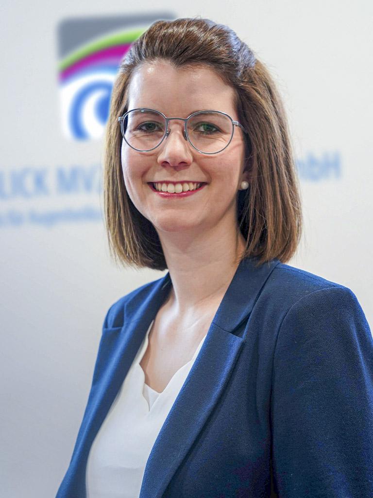 Franziska Fischhaupt, Assistentin der Geschäftsführung