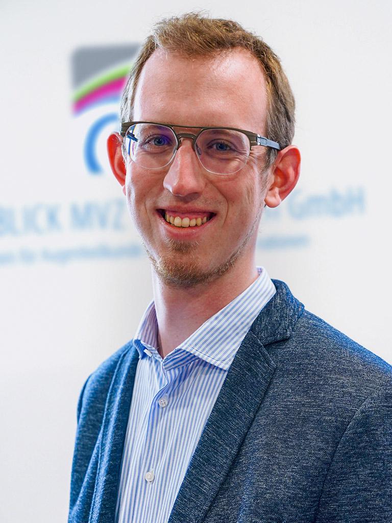 Simon-David Haß, Assistent der Geschäftsführung
