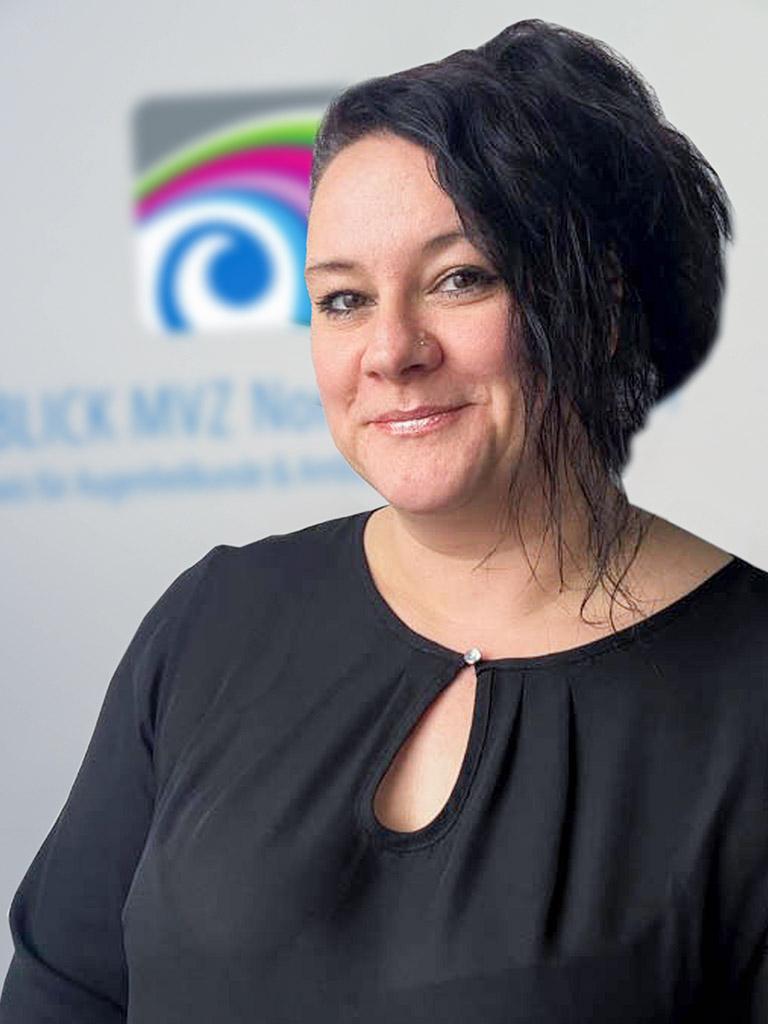 Tanja Niedt, Assistentin der Geschäftsführung
