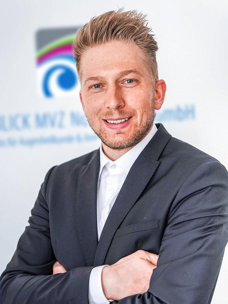 Manuel Werner, Kaufmännischer Leiter