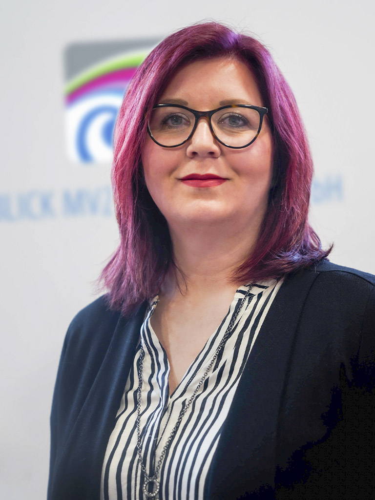 Martina Wiest, Assistentin der Geschäftsführung